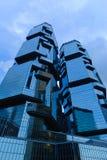 Centro di HONG KONG Lippo Fotografia Stock Libera da Diritti