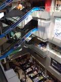 Centro di MBK, centro commerciale a Bangkok Fotografia Stock Libera da Diritti