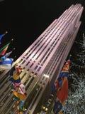 Centro di Rockefeller Immagini Stock