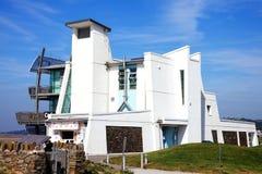 Centro di scoperta, Llanelli fotografie stock libere da diritti