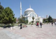 Centro di shkoder Albania Europa Immagine Stock Libera da Diritti