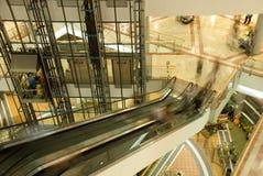 Centro di Shoping Immagine Stock Libera da Diritti