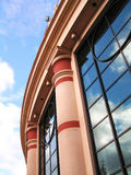 Centro di Trafford immagine stock libera da diritti
