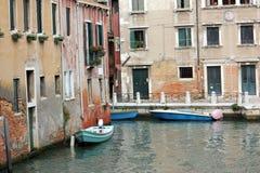 Centro di Venezia Immagini Stock Libere da Diritti