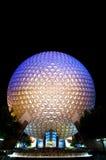 Centro Disney de Epcot imagenes de archivo