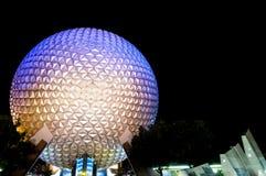 Centro Disney de Epcot foto de archivo libre de regalías