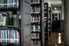 Centro do conhecimento da biblioteca da educação em Banguecoque Tailândia o 22 de novembro de 2017 Fotos de Stock Royalty Free