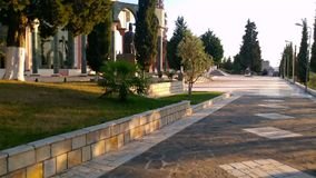 Centro do mundo de Bektashi em Tirana filme