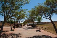 Centro do visitante de Maropeng foto de stock royalty free