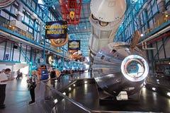 Centro Espacial Kennedy en Flordia Fotografía de archivo