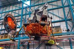 Centro Espacial Kennedy en Flordia Imágenes de archivo libres de regalías
