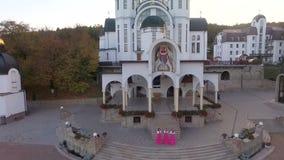 15 09 Centro espiritual 2017 de Zarvanytsia de la iglesia católica griega