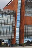 Centro europeu da solidariedade do ESC, Gdansk, Polônia Imagem de Stock