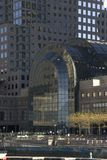 Centro financeiro Fotografia de Stock Royalty Free