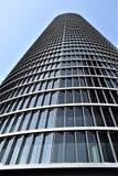 Centro financeiro de Cuatro Torres, Madri foto de stock
