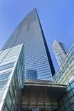 Centro financeiro de mundo, Lujiazui, Shanghai Fotografia de Stock