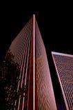Centro financiero Imagen de archivo libre de regalías