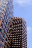 Centro financiero 7 Foto de archivo libre de regalías