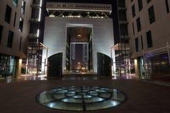 Centro financiero de Dubai (DIFC) Foto de archivo