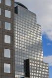 Centro financiero de mundo - New York City Foto de archivo libre de regalías
