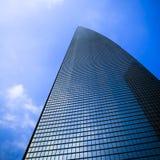 Centro finanziario del mondo di Schang-Hai Immagine Stock Libera da Diritti