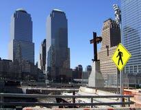 Centro finanziario del mondo - NY Fotografie Stock Libere da Diritti