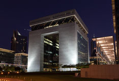 Centro finanziario della Doubai (DIFC) Immagini Stock Libere da Diritti