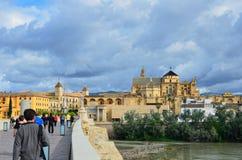 Centro histórico de Córdoba Imagenes de archivo