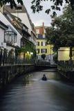 Centro histórico de Friburgo Fotos de archivo