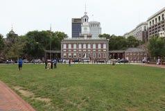 Centro histórico de Philadelphfia, Pensilvânia, EUA Foto de Stock
