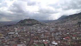Centro histórico de Quito, Equador vídeos de arquivo