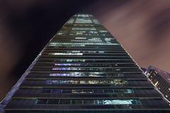 Centro internacional do comércio Foto de Stock Royalty Free