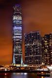 Centro internacional Kowloon Hong-Kong del comercio Fotografía de archivo