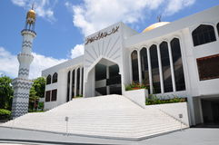 Centro islamico Fotografie Stock Libere da Diritti