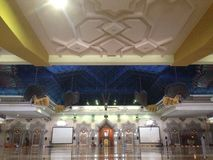 Centro islamico di Jakarta Immagini Stock Libere da Diritti