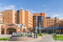 Centro médico de Sanford USD Foto de archivo libre de regalías