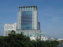 Centro médico do mundo, parte do hospital da corrente de Banguecoque Imagem de Stock