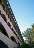 Centro municipal del condado de Marín Imagen de archivo libre de regalías
