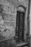 Centro musicale a Varanasi, Uttar Pradesh, India Immagini Stock Libere da Diritti
