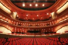 Centro nacional chinês para as artes de palco Imagem de Stock Royalty Free