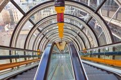 Centro nacional para a arte e a cultura Georges Pompidou imagens de stock