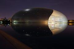 Centro nazionale per le arti dello spettacolo Pechino, Cina fotografie stock
