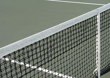 Centro netto di tennis Fotografia Stock Libera da Diritti