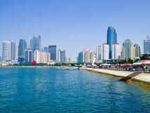 Centro olímpico da navigação de Qingdao Imagem de Stock
