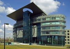 Centro olímpico polaco Imagenes de archivo