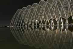 Centro olimpico di Atene immagini stock libere da diritti
