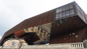 Centro para la documentación de Art Tadeusz Kantor Imágenes de archivo libres de regalías