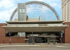 Centro per le arti dello spettacolo, viale delle arti, Filadelfia di Kimmel Fotografie Stock Libere da Diritti