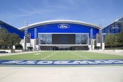 Centro piacevole di Ford nella città Frisco Fotografia Stock