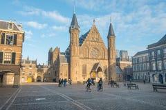 Centro político los Países Bajos Foto de archivo